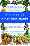 The Way of Ayurvedic Herbs